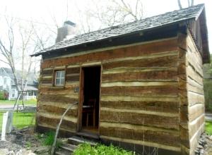 Ebeenezer Zane cabin