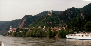 Cruising the Danube, May 1997