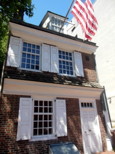 Betsy Ross House, Philadelphia