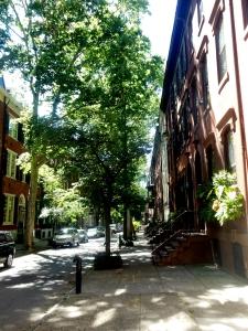 Delancey Place, Philadelphia