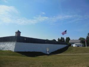 Fort Mackinac, Mackinac Island