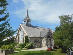 Little Stone Church, Mackinac Island