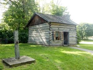 Jonathan Alder cabin