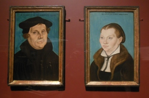 Word and Image: Martin Luther's Reformation