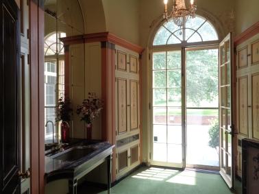 Flower room, Kingwood Hall