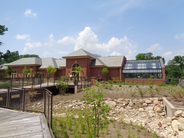 Garden Gateway, Kingwood Center