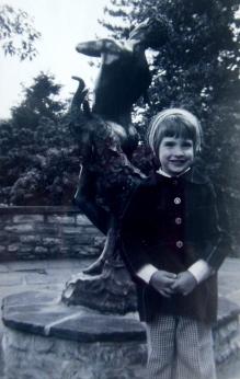 At Kingwood Center, 1973